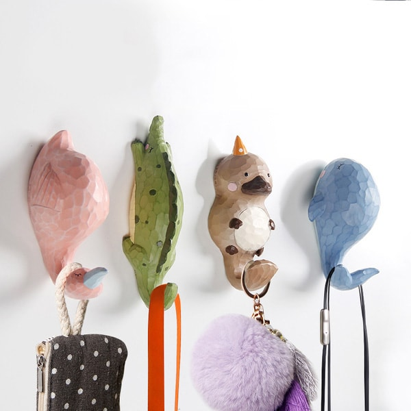 Cute Animal Hooks