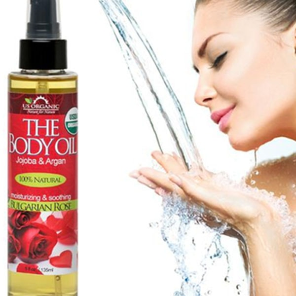 The Body Oil from US Organic