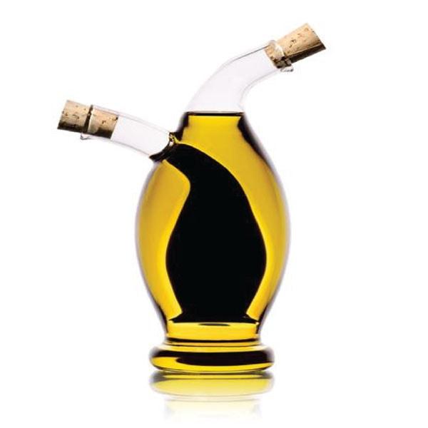 Oil and Vinegar Glass Cruets