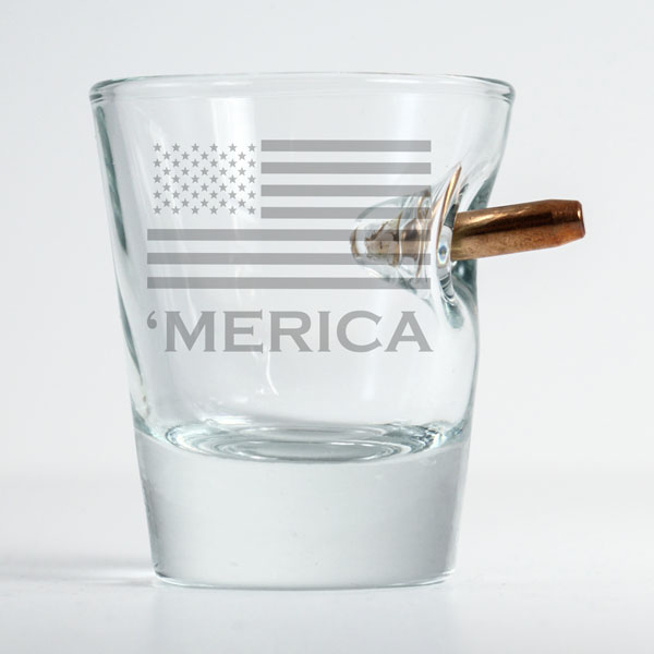 Merica Bulletproof Glass