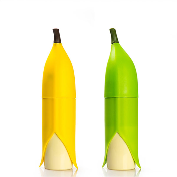Banana Shaped Water Bottle