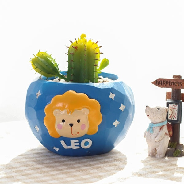 product image for Zodiac Constellation Planter