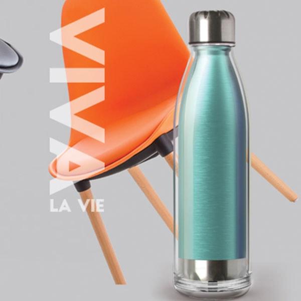 Viva La Vie Water Bottle