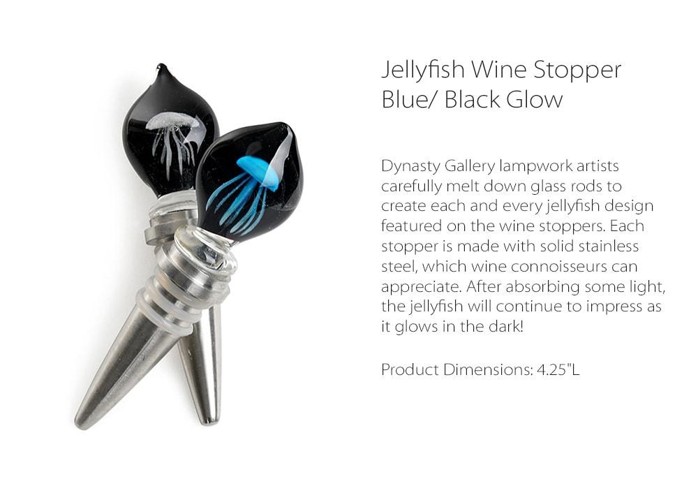 JELLYFISH WINE STOPPER From Sagaform