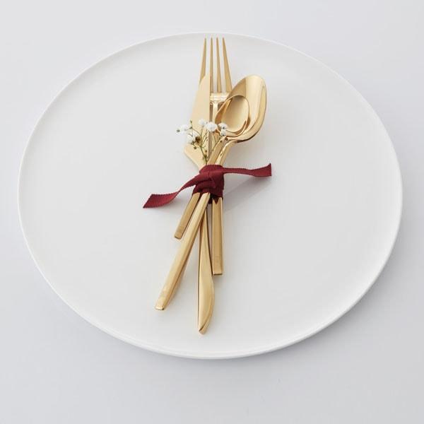 Calligraphy Cutlery set (4 PCs)