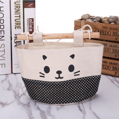 product image for Happy Cat Hanging Storage Pockets