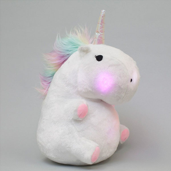 product image for Unicorn Glowing Pillow