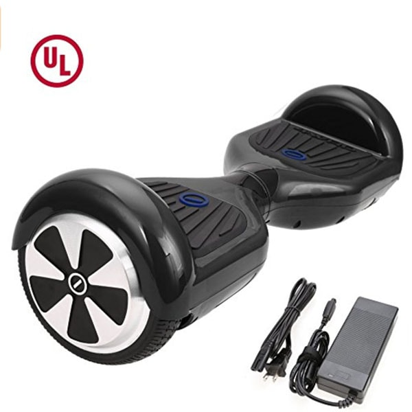 Waterproof Hoverboard with Buffing Shell