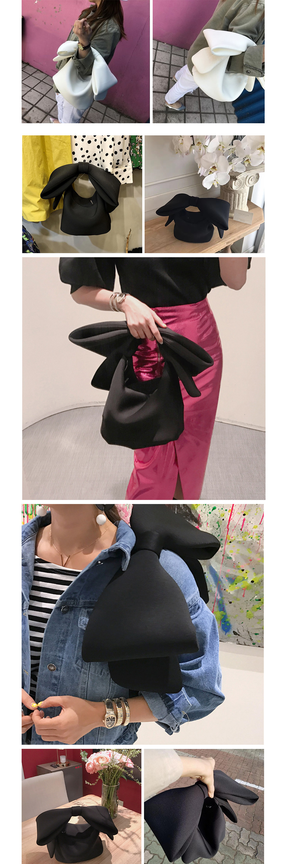 Ribbon Bag A Bag That You Can Wear