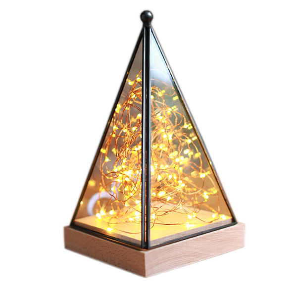 product image for Pyramid Fairy Lamp