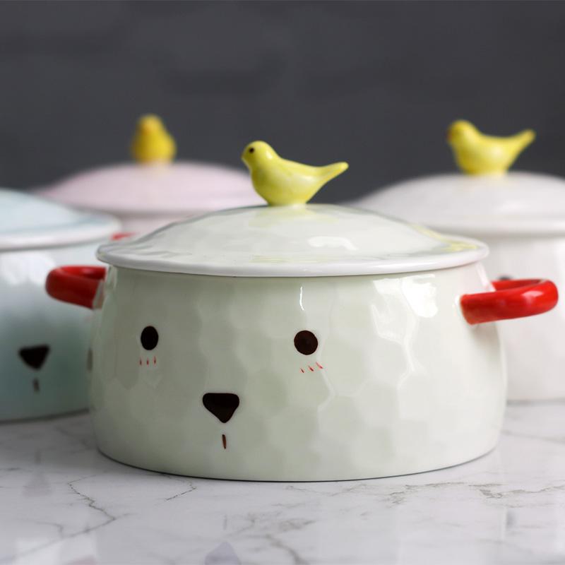 Bear Noodle Bowl