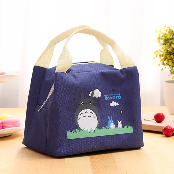 Totoro Insulated Lunch Bags