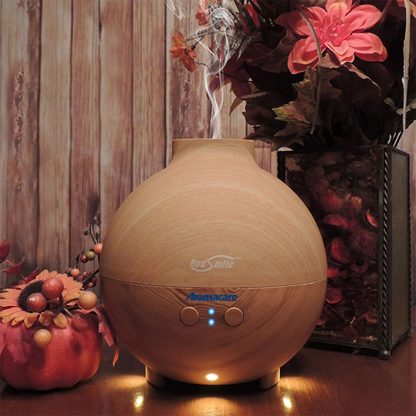 Aromatherapy Oil Diffuser (600 ml)