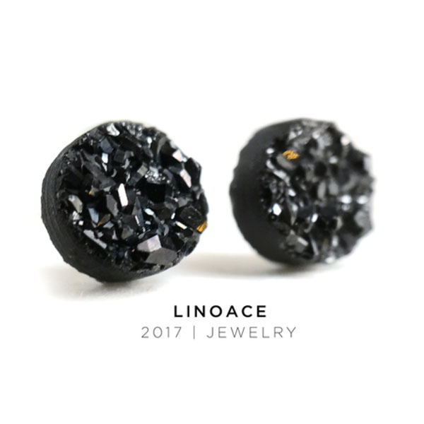 Linoace Crystal Earrings