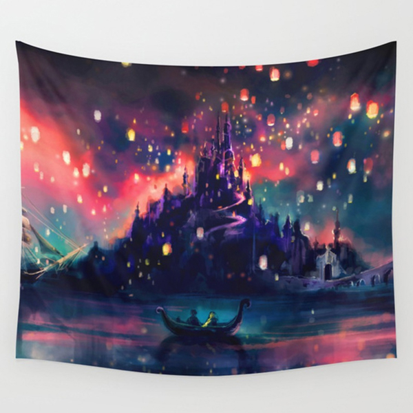 Shooting Star Tapestry Collection