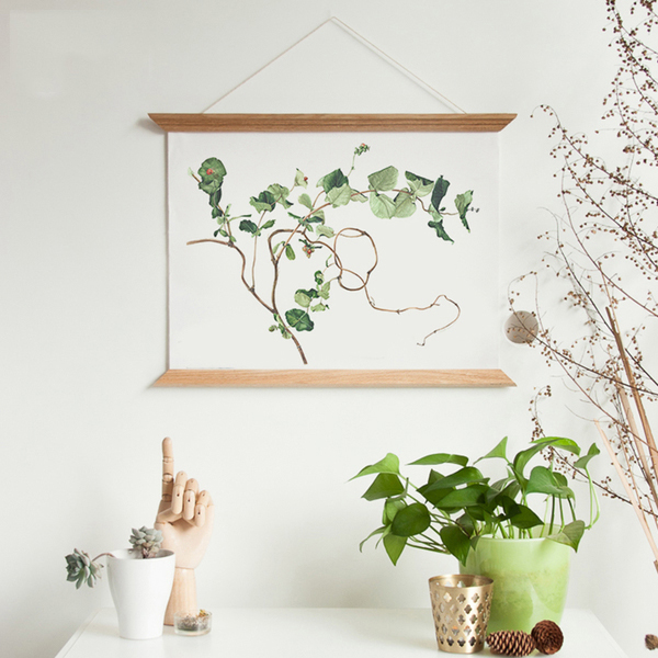 INOpets.com Anything for Pets Parents & Their Pets Botanical Poster Art