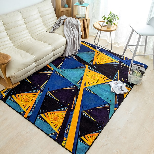product image for Geometric Area Rug