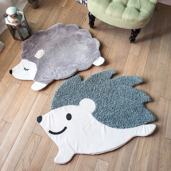 Cartoon Critters Floor Mat