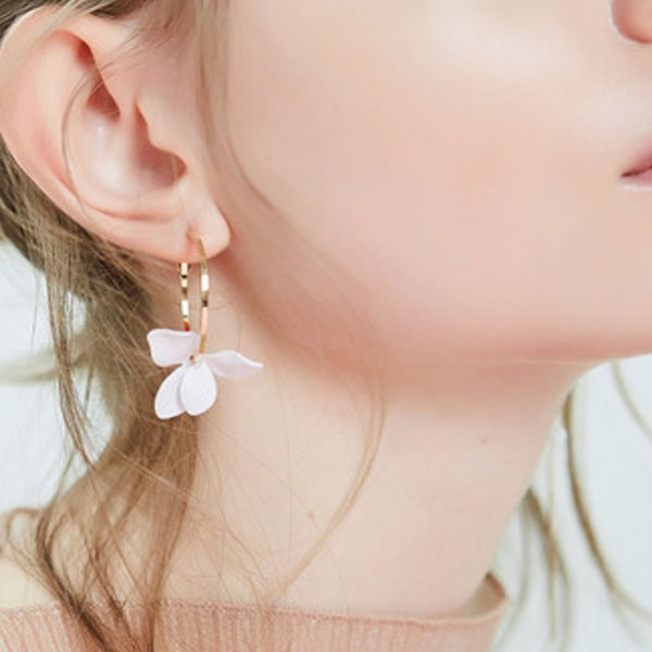 product image for MD Orchid Blossom Earrings