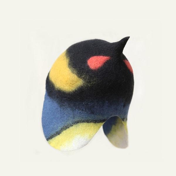 Winter Penguin Hat