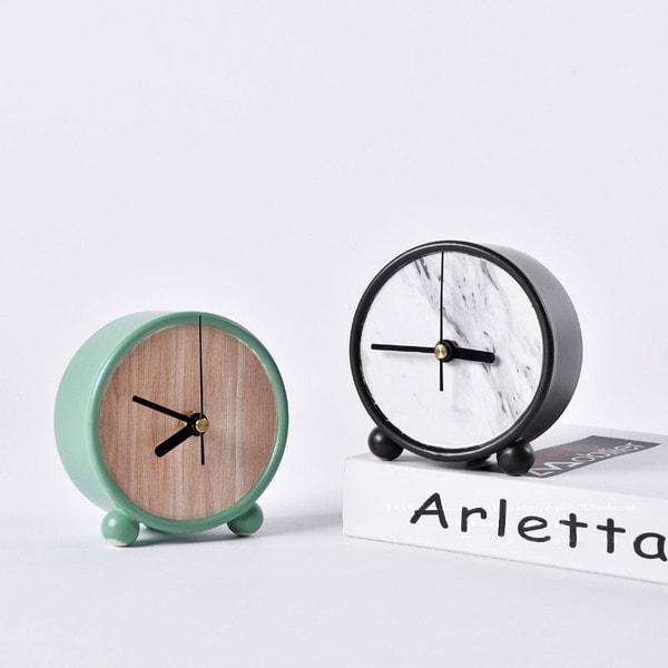 Eclectic Desk & Mantel Clock