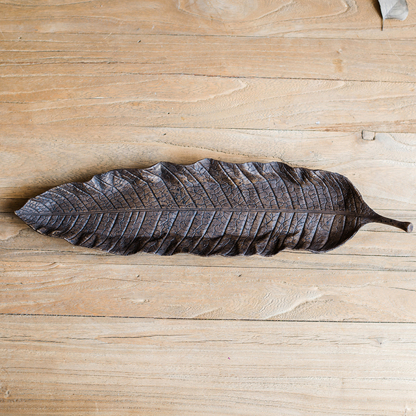 Autumn Leaf Platters