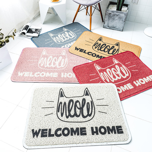 Meow Welcome Mat