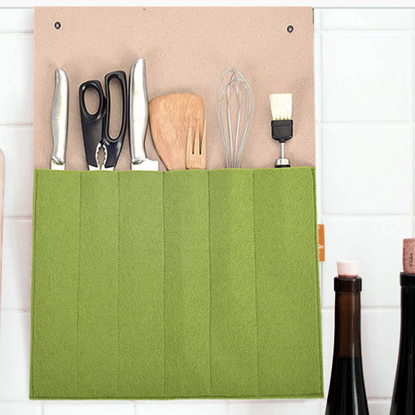 Hanging Kitchen Organizer