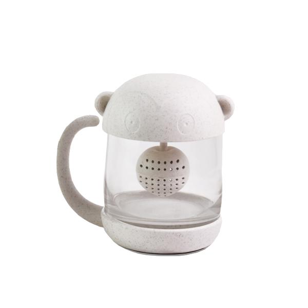 product image for Animal Tea Mug With Infuser