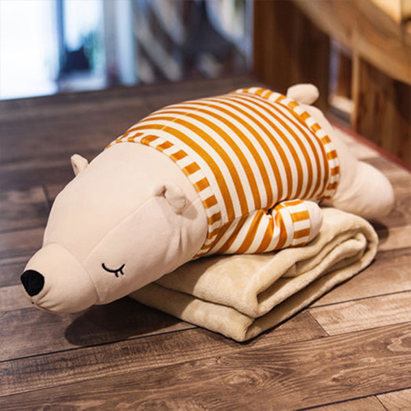 Pet Pillow Blanket Hand Warmer Combo