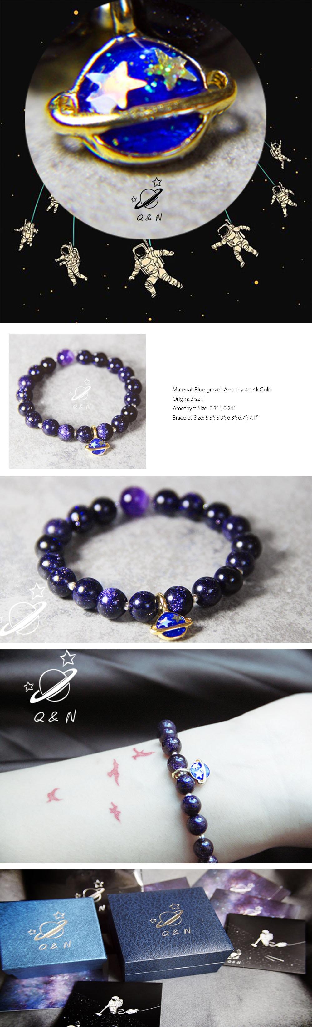 Blue Star Bracelet Gorgeous Bracelet Just For You
