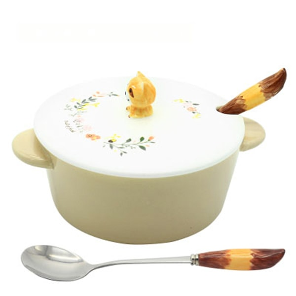 product image for Ceramic Soup Bowl Set