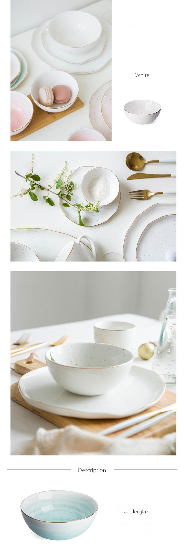 Mimira Bowl Handcrafted Dinnerware