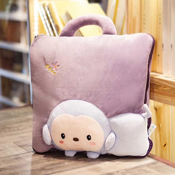 Cartoon Critters Pillow Combo