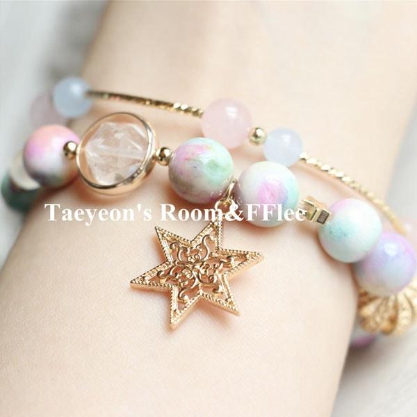 Star Rainbow Bracelet