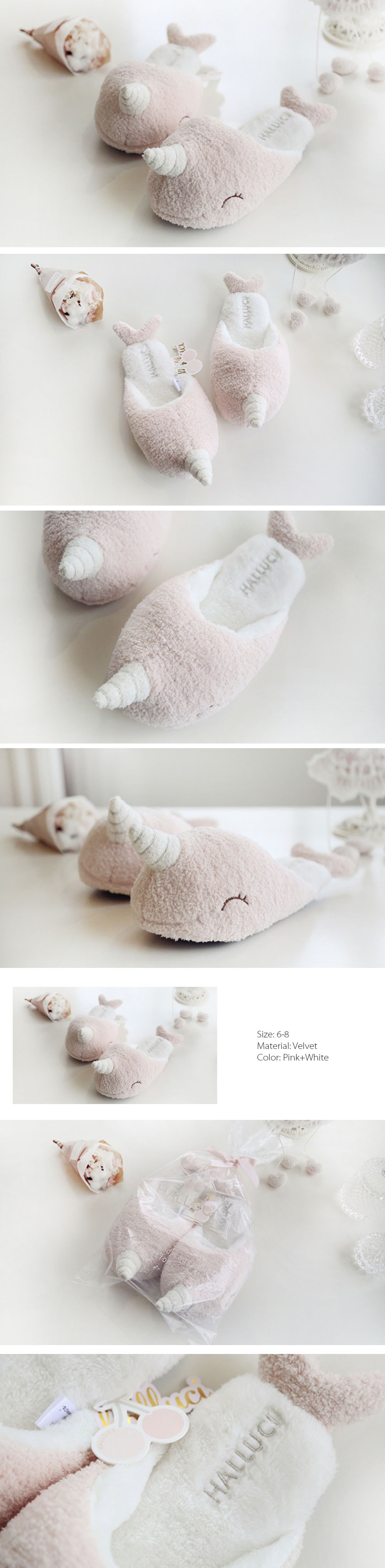 Unicorn Slippers For Unicorn Lovers