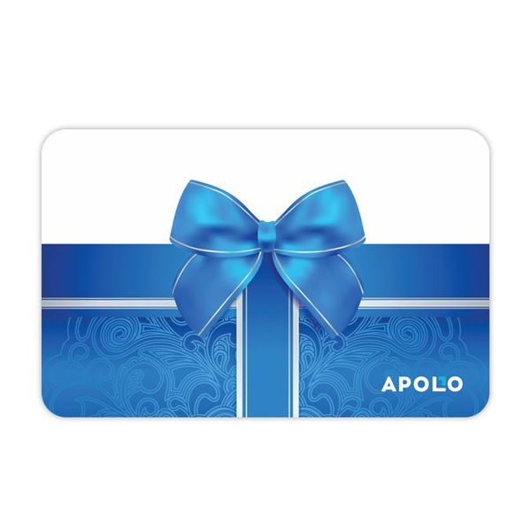 Apollo Box Gift Card