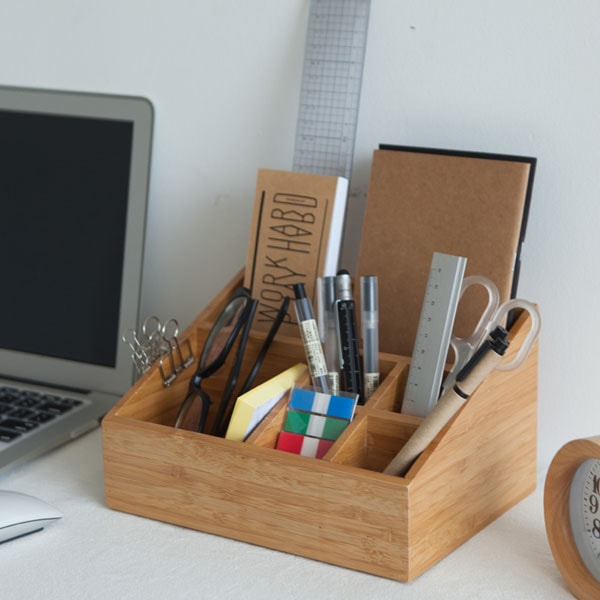 product image for Wooden Tabletop Caddy