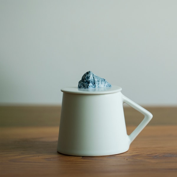 3D Rocky Mountain Mug