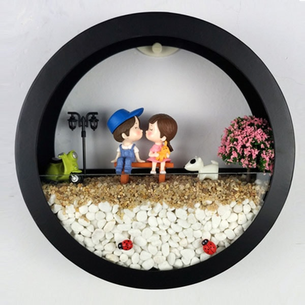 Diorama Wall Decor
