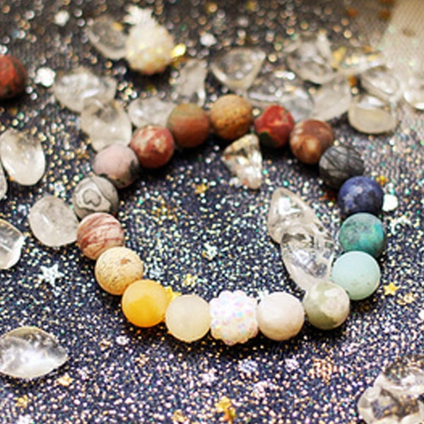 product thumbnail image for Cosmos Stackable Bracelets
