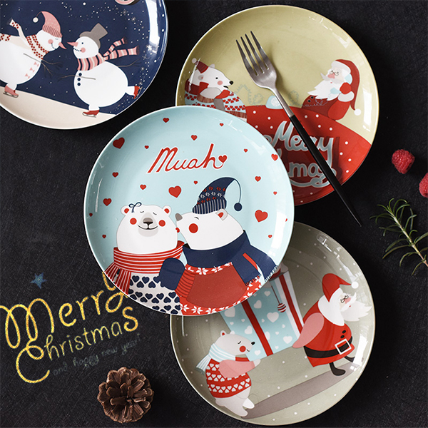 product image for Christmas Plate