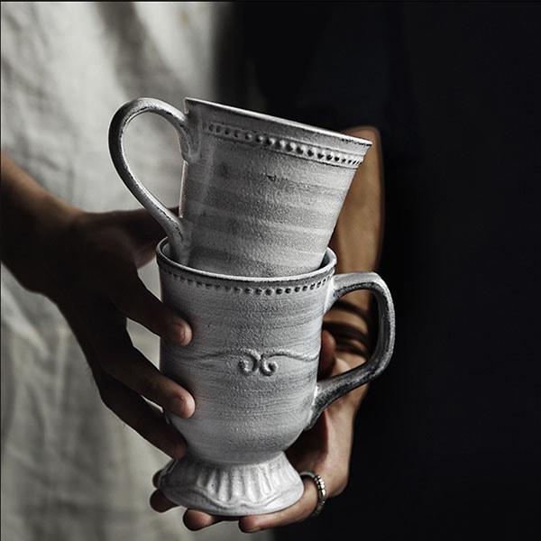 French Country Ceramic Mug