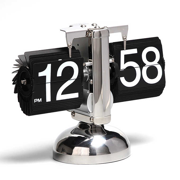 product image for Flip Down Gear Operated Clocks