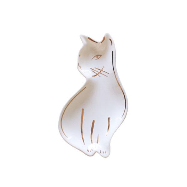 Fancy Feline Trinket Tray