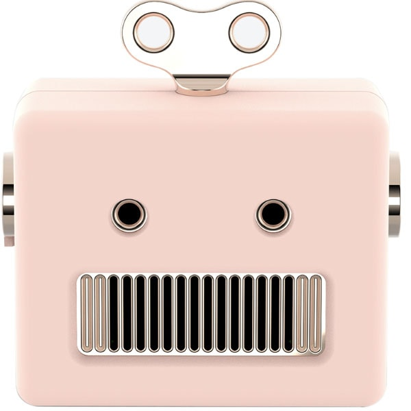 product image for Retro Robot Bluetooth Speaker
