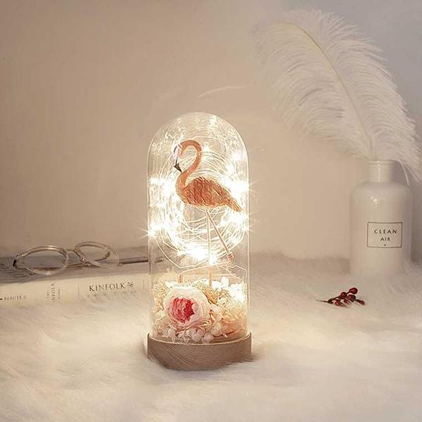 Fairy Light Dome Lamp