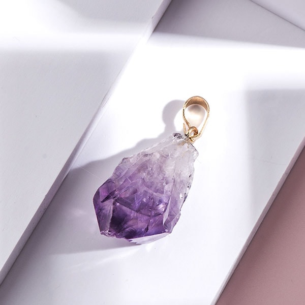 product image for Purple Crystal Pendant