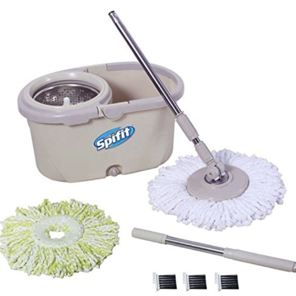 Senmo Smart Spin Mop And Bucket Apollobox