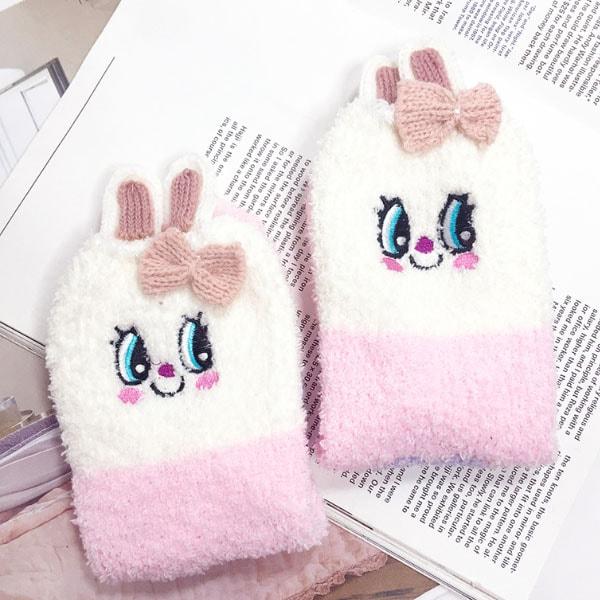 Happy Bunny Socks